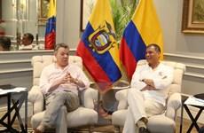 Ecuador mong hòa đàm giữa Chính phủ Colombia và ELN thành công