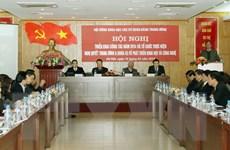 Ra mắt hội đồng khoa học các cơ quan Đảng Trung ương