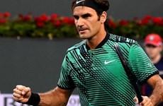 """Indian Wells: Federer """"hạ gục nhanh"""" Nadal, Djokovic thành cựu vương"""