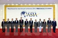 Hơn 1.700 đại biểu dự Diễn đàn châu Á Bác Ngao 2017