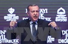 Thổ Nhĩ Kỳ và EU đang đứng trước ngã ba đường lịch sử