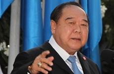 Thái Lan dự kiến sẽ tổ chức tổng tuyển cử vào cuối năm 2018