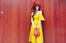 Hồ Ngọc Hà và loạt sao nổi bật trên phố với trang phục tỏa nắng