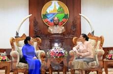 Việt Nam-Lào tăng cường tình hữu nghị, hợp tác giữa các địa phương