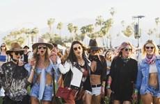 """Dàn thiên thần Victoria's Secret """"tung cánh"""" tại lễ hội Coachella"""