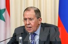 Nga: Phương Tây bịa đặt nhằm lật đổ chế độ hợp pháp ở Syria