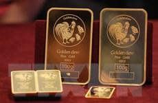 Chờ đợi kết quả bầu cử tổng thống Pháp, giá vàng thế giới tăng nhẹ
