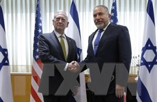 Bộ trưởng Quốc phòng Mỹ: Syria vẫn lưu giữ vũ khí hóa học