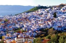 Vẻ đẹp mê hồn len lỏi qua từng ngõ ngách ở đất nước Maroc