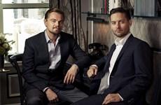 Leonardo DiCaprio và Tobey Maguire: 30 năm mối thâm tình bền chặt