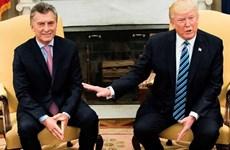 Tổng thống Argentina kêu gọi Venezuela tổ chức bầu cử