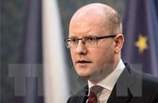 Chính giới Séc phản ứng về việc từ chức tập thể của chính phủ