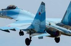 Nga phản bác việc máy bay chiến đấu xâm phạm không phận Mỹ