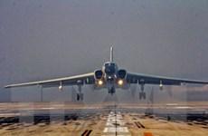 Không quân Trung Quốc tăng cường khả năng sẵn sàng chiến đấu