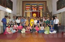 Cộng đồng người Việt tại Ấn Độ mừng đại lễ Phật Đản 2017