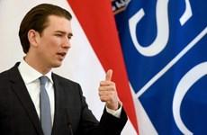 Ngoại trưởng Kurz được bầu làm Chủ tịch đảng Nhân dân Áo