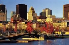 Canada kỷ niệm 375 năm ngày thành lập thành phố Montreal