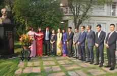 Người Việt tại Mexico kỷ niệm ngày sinh của Chủ tịch Hồ Chí Minh