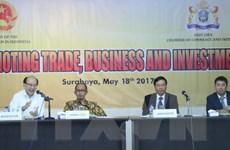 Các doanh nghiệp Indonesia quan tâm tới thị trường Việt Nam