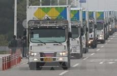 Ngoại trưởng Hàn Quốc thông báo sẽ viện trợ nhân đạo cho Triều Tiên