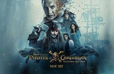 Loạt phim ''Cướp biển vùng Caribe'' vượt qua mốc 4 tỷ USD