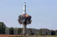 Các nước lên án hành động khiêu khích liên tiếp của Triều Tiên