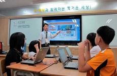 Chính phủ Hàn Quốc hủy bỏ bộ sách giáo khoa lịch sử gây tranh cãi