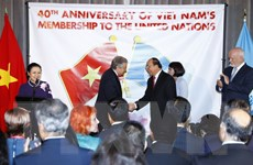 Bạn bè quốc tế đánh giá cao đóng góp của Việt Nam cho Liên hợp quốc