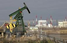 Giá dầu thế giới rơi xuống mức thấp nhất trong ba tuần qua