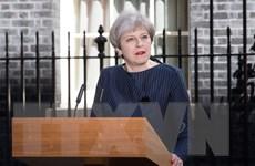 Bầu cử Anh: Thủ tướng Theresa May không có ý định từ chức