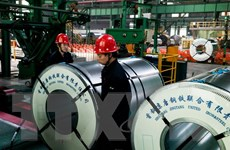 EU tiếp tục áp thuế chống bán phá giá thép của Trung Quốc