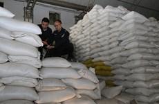 Trung Quốc đẩy mạnh chống buôn lậu gạo qua khu vực biên giới