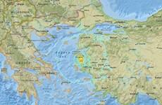 Động đất mạnh làm rung chuyển các thành phố Thổ Nhĩ Kỳ, Hy Lạp