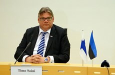 Đảng Người Phần Lan chân chính bị tách thành hai phe
