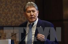 Quốc hội Kyrgyzstan ấn định ngày bầu cử tổng thống vào tháng 10