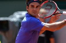 """""""Tàu tốc hành"""" Federer đánh dấu cột mốc mới trong sự nghiệp"""