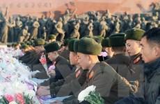 Thêm một binh sỹ Triều Tiên vượt biên chạy trốn sang Hàn Quốc