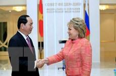 Việt-Nga cần tận dụng tiềm năng quan hệ đối tác chiến lược toàn diện