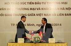 Việt Nam và Nga cần thúc đẩy quan hệ kinh tế song phương