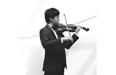[Video] Thần đồng violin Việt Nam đoạt giải tại cuộc thi Tchaikovsky
