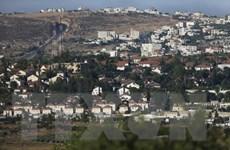 Israel lên kế hoạch xây dựng 800 nhà định cư mới ở Đông Jerusalem