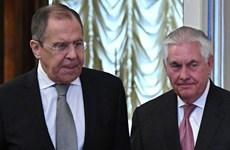 Ngoại trưởng Nga-Mỹ hội đàm bên lề G20 về nhiều vấn đề