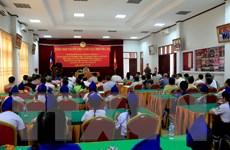 Đoàn kết là sức mạnh giúp quan hệ Việt Nam-Lào mãi trường tồn