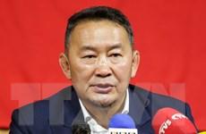 Ông Khaltmaa Battulga tuyên thệ nhậm chức Tổng thống Mông Cổ