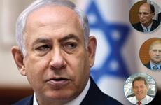Nhiều quan chức cấp cao Israel bị bắt giữ do bê bối tham nhũng