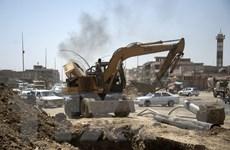 IS đánh bom liều chết tại Iraq khiến 9 nhân viên an ninh tử vong