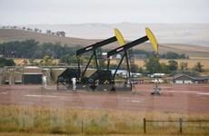 Giá dầu thế giới chạm mức cao nhất trong sáu tuần qua