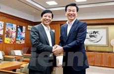 Tỉnh Chiba của Nhật Bản mong thúc đẩy giao lưu hợp tác với Việt Nam