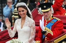Hoàng tử William cảm nhận Công nương Diana có mặt ở lễ cưới của mình