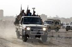 Quân đội Yemen giành lại căn cứ quân sự chiến lược từ tay Houthi